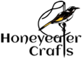 Honeyeater Crafts logo