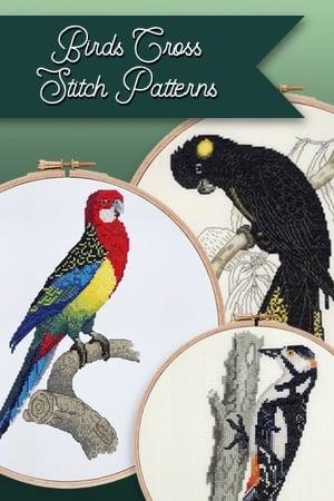 Birds cross stitch patterns