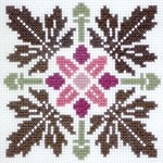 Floral Pattern 1 cross stitch pattern
