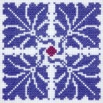 Floral Pattern 3 cross stitch pattern