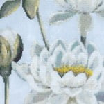 Water Lily 3 cross stitch pattern